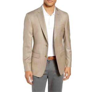 Nordstrom Men's Linen Sport Jacket NWT